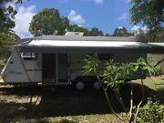 Jayco Heritage caravan 24 ft Peregian Beach Noosa Area Preview