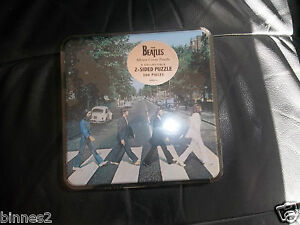 THE-BEATLES-ABBEY-ROAD-DOUBLE-SIDED-JIGSAW-PUZZLE-NEW-CONDITION-SEALED-BOX