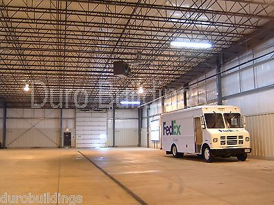 Durobeam Steel 80x80x20 Metal Commercial Prefab Clear Span Building Kit Direct