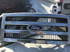 Ford F-350 grill