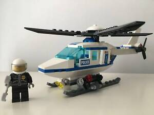 Lego City Set 7741 Police Helicopter | Toys - Indoor | Gumtree