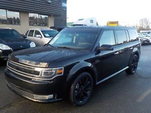 2017 Ford Flex Limited AWD 3rd row seating