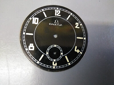 VINTAGE OMEGA POCKET WATCH DIAL, FOR PART AND REPAIR