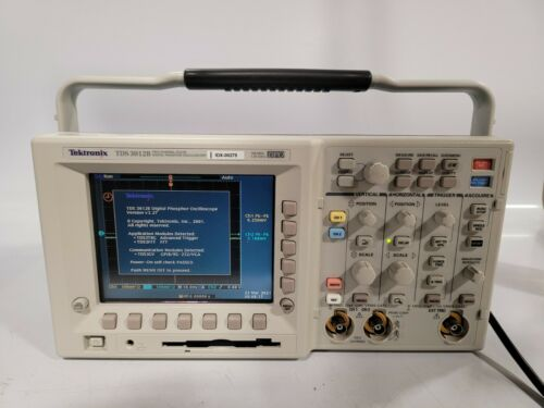 Tektronix 2-Channel Color Digital Phosphor Oscilloscope 300MHz (TDS3032)