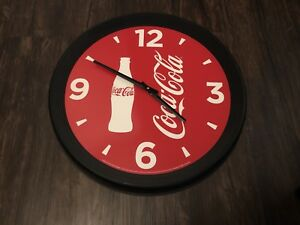 Horloge Coca-Cola wall clock