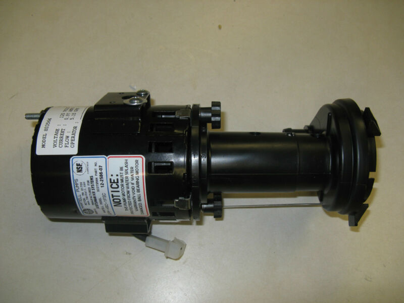 12-2586-07   OEM Scotsman Water Pump  12258607  - Ships Fast!!