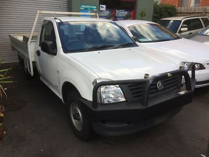 2005 HOLDEN RODEO 5 SPEED MANUAL TRAY UTE Glen Waverley Monash Area Preview