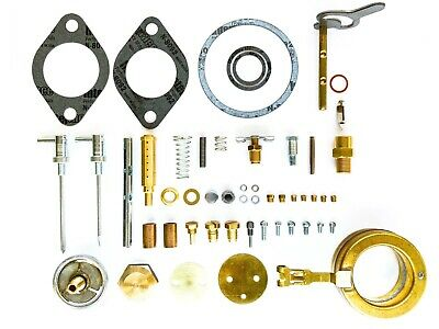 John Deere B Bo Br Tractor Major Dltx 10 Carburetor Repair Kit W Float