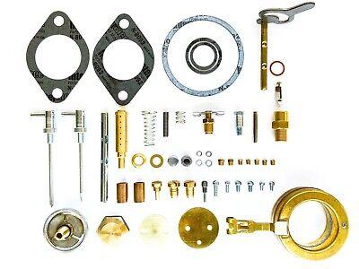 Farmall IHC H  Major Carburetor Repair Kit with FLOAT NEW FREE SHIPPING