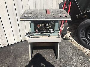 """10"""" Delta Table saw."""