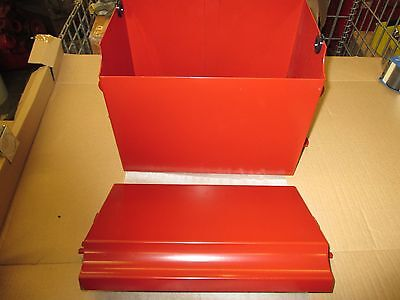Farmall M-md-mv-sm-w6-wd Battery Box New Reproduction 51707d 51713dxb