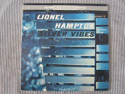 Lionel Hampton   Silver Vibes  Vinyl Record Lp   1959 61 Jazz Trombones   Rhythm