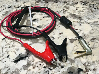 Dynatel 2210 2250 2273 2573 2550 Leads Clamps