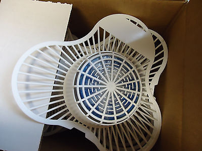 Lot of 72 Boardwalk Sani Block Urinal Screen (Nus Urinal Screens)