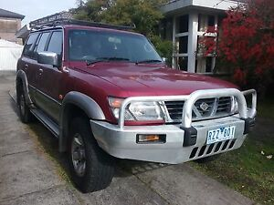 1999 Nissan Patrol Wagon Forest Hill Whitehorse Area Preview