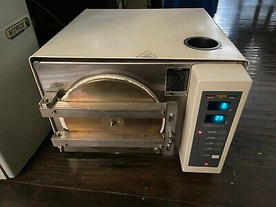 Pelton Crane Validator 8 Autoclave Laboratory Steam Sterilizer With 5 Trays