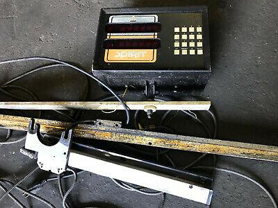 Anilam Spirit Digital Readout Dro 42 Bridgeport Milling Machine