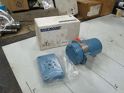 Rosemount Aphaline Temperature Transmitter Rtd Mod 444rl2u1b215 70-210c Nib