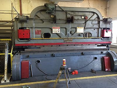 Rafter Mechanical Press Brake