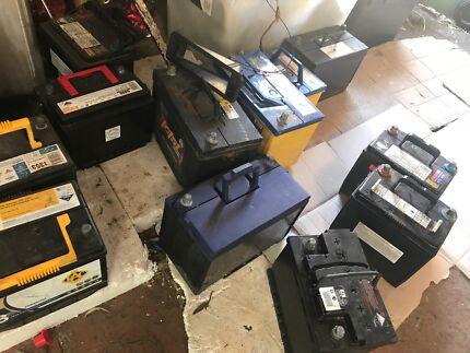 Car batteries 4x4/4x2