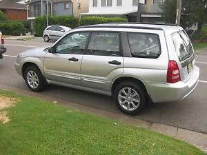 2004 Subaru Forester Wagon AUTO LOW K/lm Eleebana Lake Macquarie Area Preview