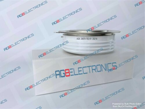 24870-702-01 Thyristor SCR Semiconductor ALLEN BRADLEY WESTCODE IXYS - NEW