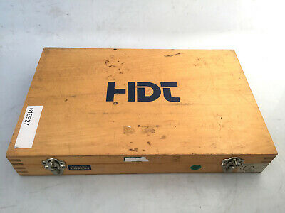 Hdt H-2 Minus 0.251 - 0.500 Gage Pin Set Complete