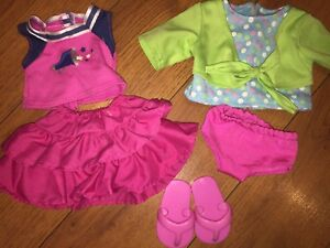 American Girl Style Doll Clothing and Accessories