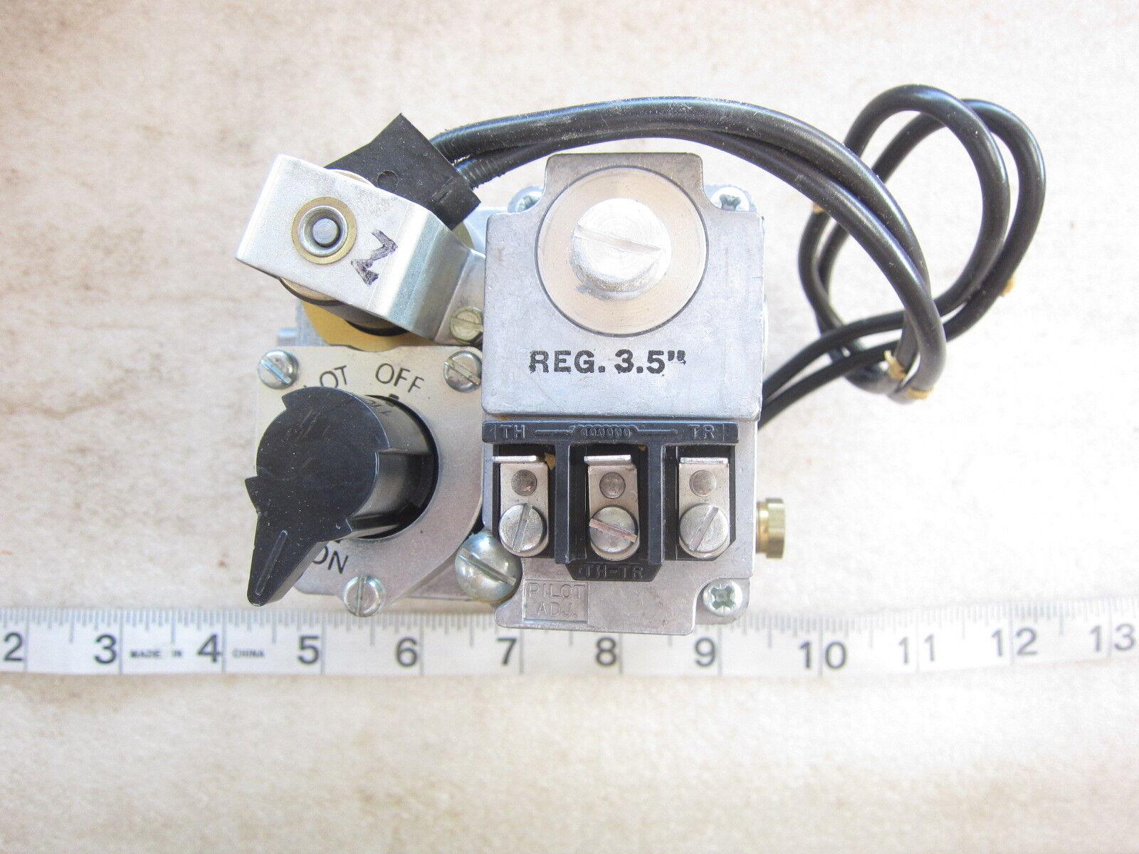 WR White Rodgers 36C68 209 60 20714 04 24V Natural Gas _57 gas valve gas valve model 36c68 24V Transformer Wiring Diagram at alyssarenee.co