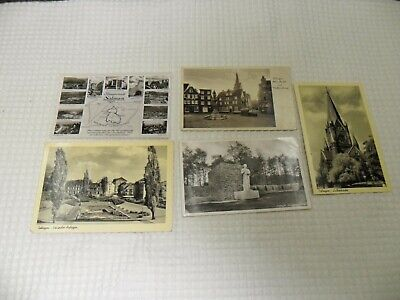 Vintage CPA :  lot de  cartes postales ALLEMAGNE  SOLINGEN état voir photos