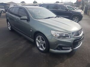 2014 Holden Commodore SV6 STORM Warragul Baw Baw Area Preview