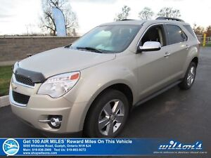 2014 Chevrolet Equinox LT | LEATHER | BLUETOOTH | POWER LIFT GAT