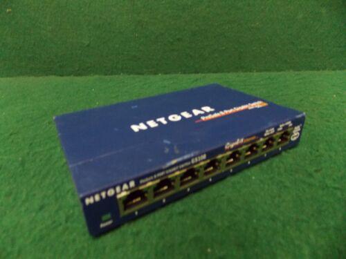 Netgear Prosafe 8 Port Gigabit Switch GS108 *