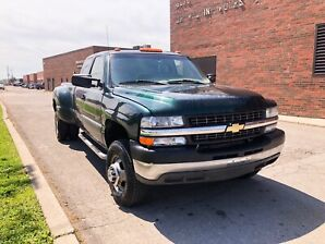 Chevrolet Silverado 3500 Dully Pick-Up For Sale