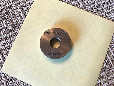 Brown Sharpe 25mm Micrometer Standard Providence Ri.