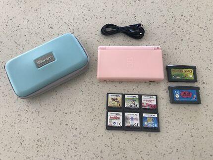Nintendo DS Lite Console Bundle
