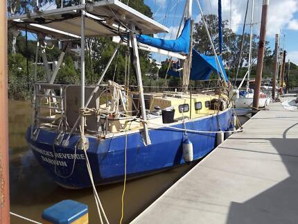 Sail away today