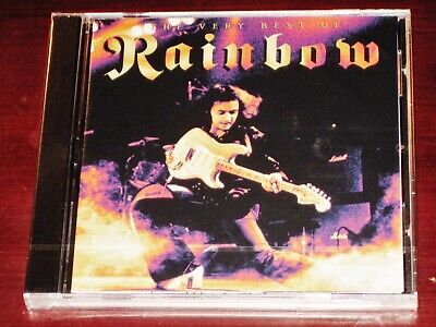 Rainbow: The Very Best Of Rainbow CD 1997 Greatest Hits Polydor Records EU (The Best Of Rainbow)