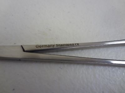 2 Micro Mosquito Hemostat Forceps Str Cvd German Stainless Steel Ce Surgical