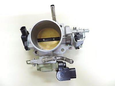 GENUINE OEM 03-06 THROTTLE BODY TPS MAP IACV For HONDA ELEMENT TK93