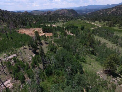 Colorado Topaz Gem Mine Silver Dorris Placer Mining Claim Au Ag Sluice