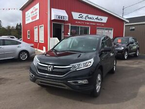 2015 Honda CR-V EX-L, AWD, Leather, Camera, Sunroof