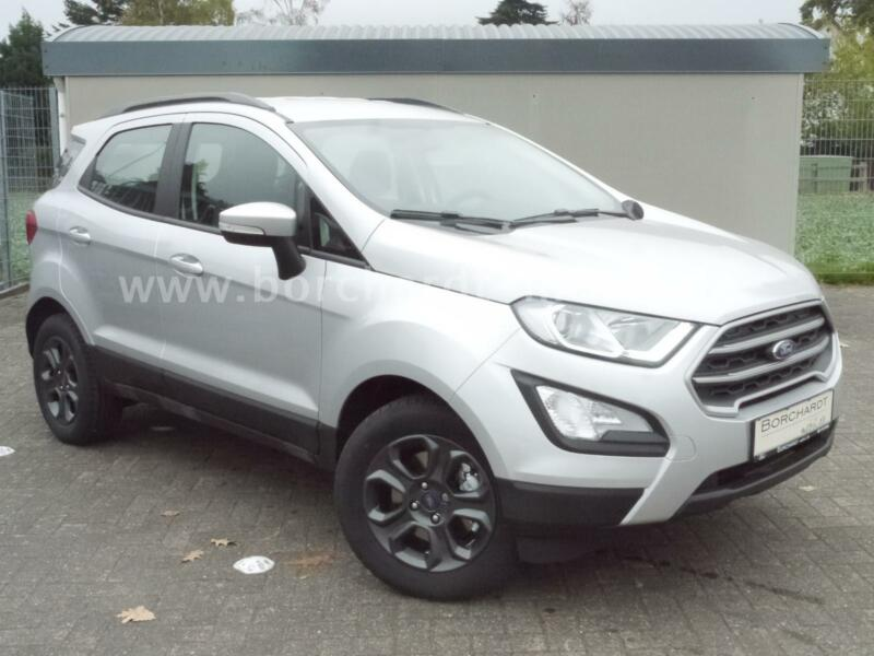 Ford EcoSport Cool&Connect #NAVI #Bluetooth#LM Felgen