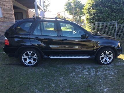 BMW X5 2003 model (statutory write off )