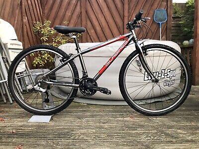 Islabike Beinn 26 Cycle Bike in Chrome Silver & Red, 8+ Years 24 Speed Gears