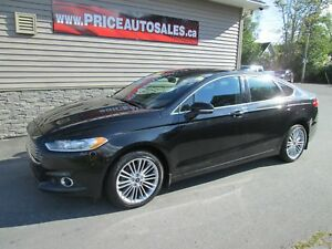 2014 Ford Fusion SE - AWD - HEATED LEATHER - NAVIGATION!!!