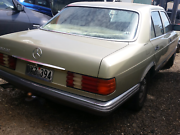 Mercedes 6/82 280se w126 auto duel fuel Elizabeth West Playford Area Preview