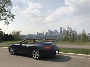 1999 Porsche 911 C2 Cabriolet