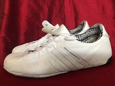 Y-3 Yohji Yamamoto Adidas Field Shoes G04786 Sz 10.5