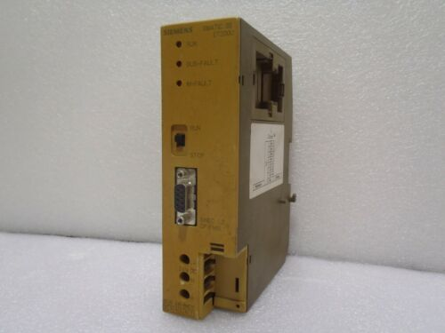 Siemens 6es5 318-8mc11 Interface Module